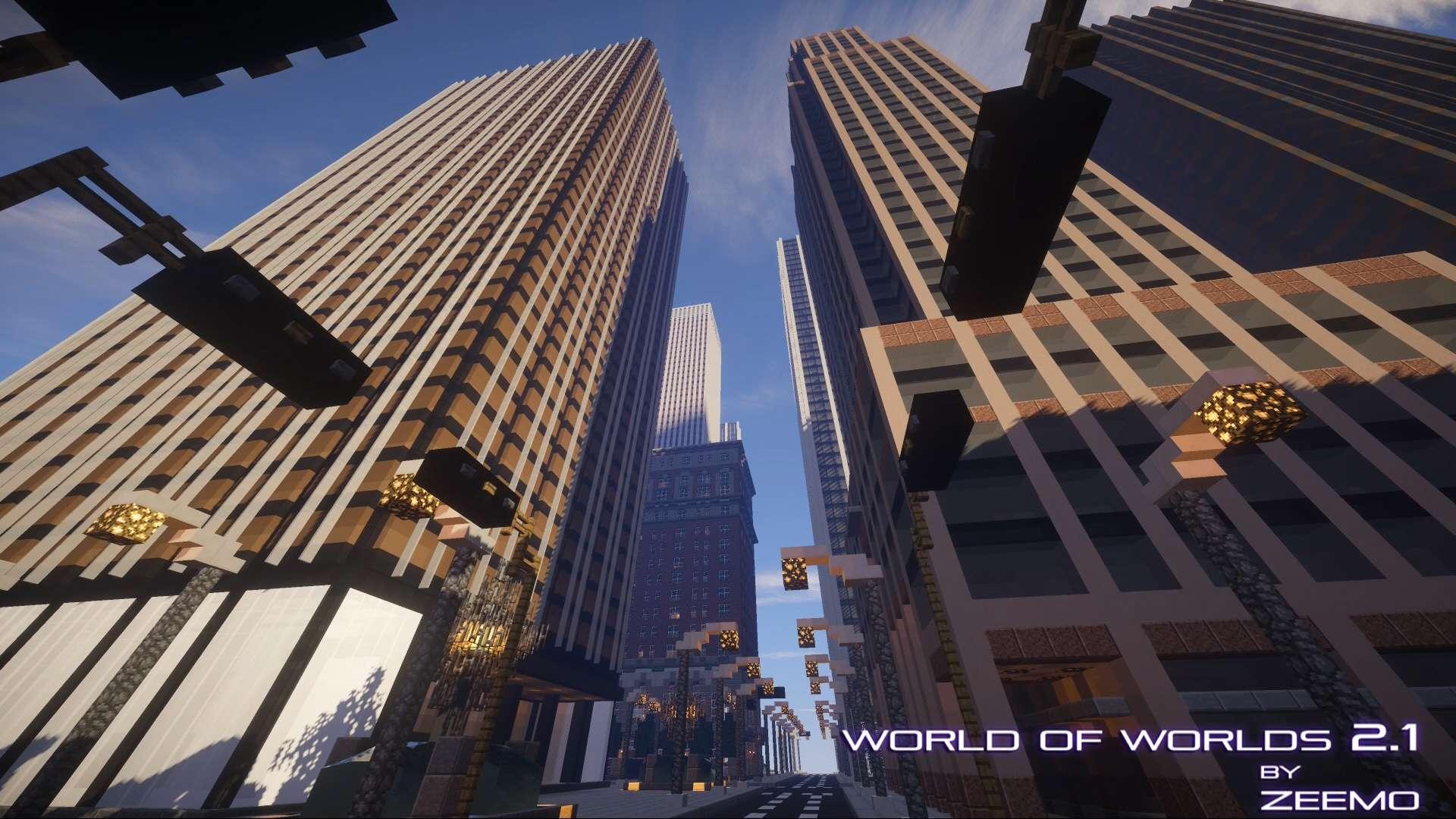 World of Worlds 2.1 update 11