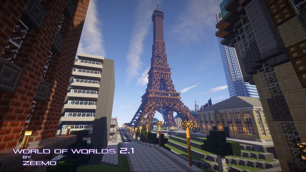 World of Worlds 2.1 update 2