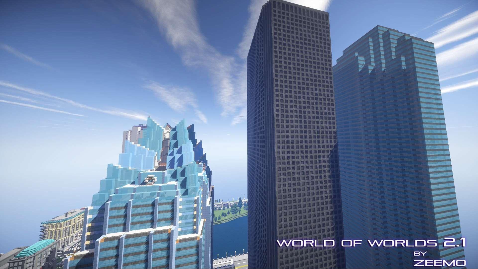 World of Worlds 2.1 update 3