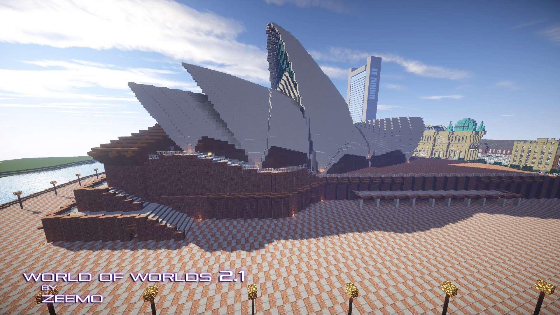 World of Worlds 2.1 update 5