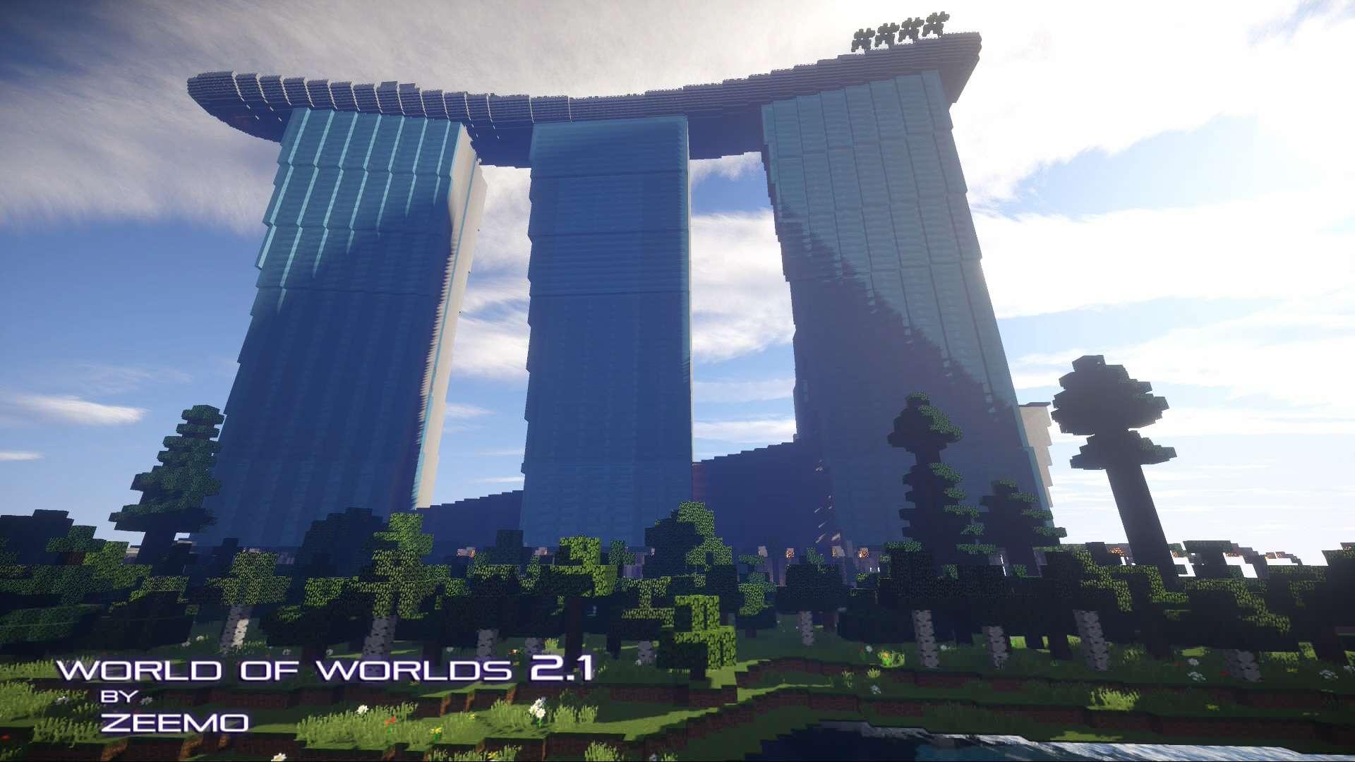 World of Worlds 2.1 update 6
