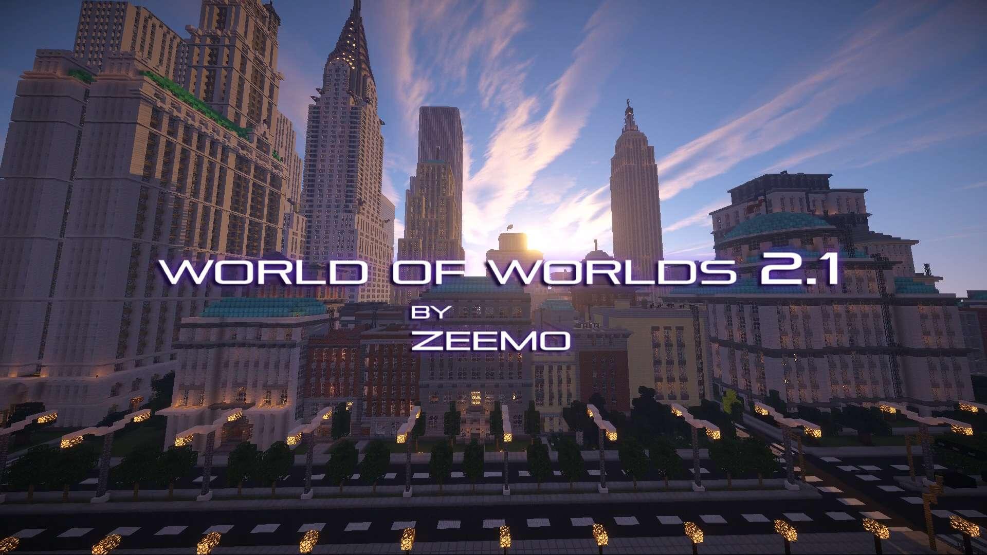 World of Worlds 2.1 update