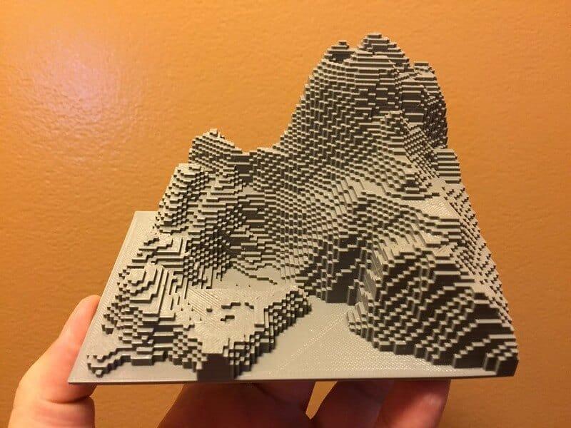 Minecraft Pixel Art 3D