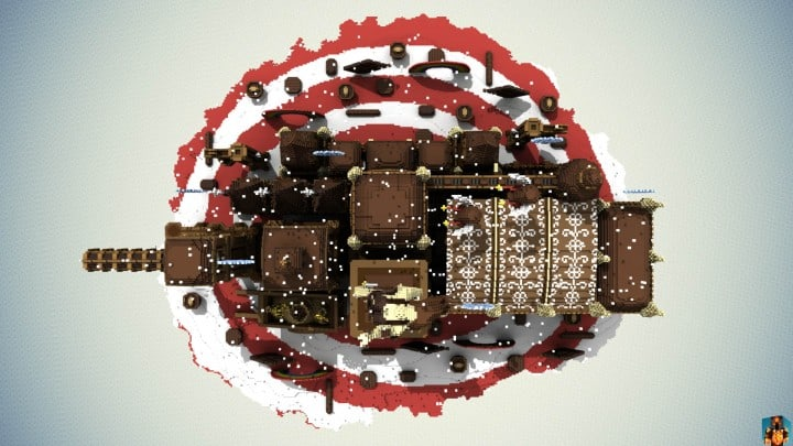 Chocolate Origins by MrSmith Cinematic download minecraft building ideas amazing factory 3