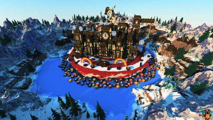 Chocolate Origins by MrSmith Cinematic download minecraft building ideas amazing factory 4