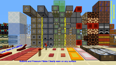 Photo of Redstone Utility Resource Pack