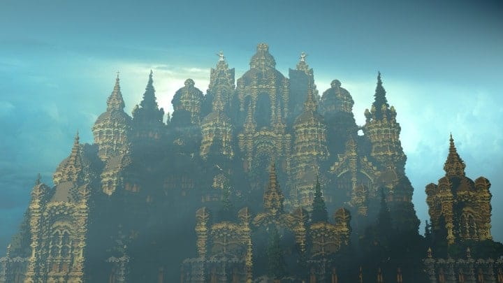 Temple Of Blohokaya minecraft purple castle download save amazing top 6