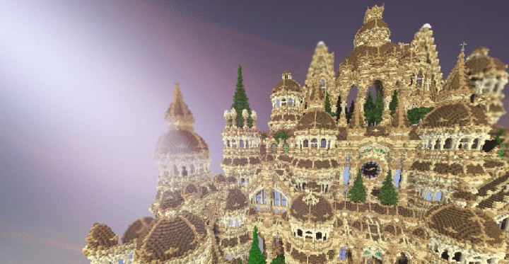 Temple Of Blohokaya minecraft purple castle download save amazing top 8