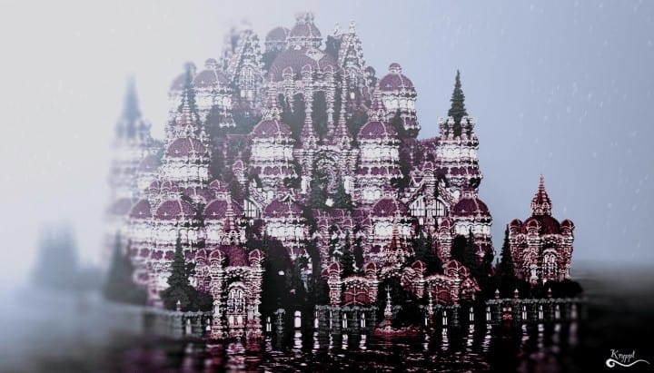 Temple Of Blohokaya minecraft purple castle download save amazing top