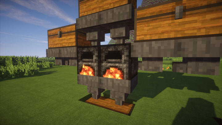 Default Minecraft Texture With Bump Mapping Minecraft Building Inc