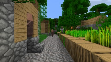 Photo of Faithful 32×32 Resource Pack