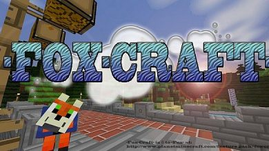 Photo of Fox Craft Resource Pack