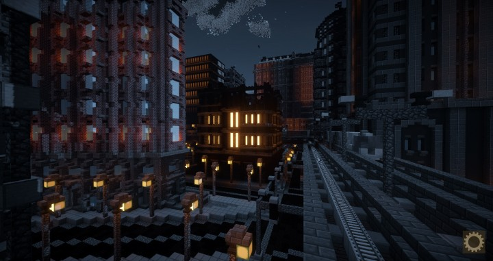 Gotham City | Batman – Minecraft Building Inc