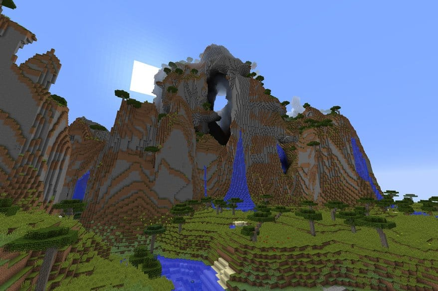 Photo of 15 Beautiful And Interesting Minecraft Seeds