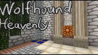 Photo of Wolfhound Heavenly Resource Pack