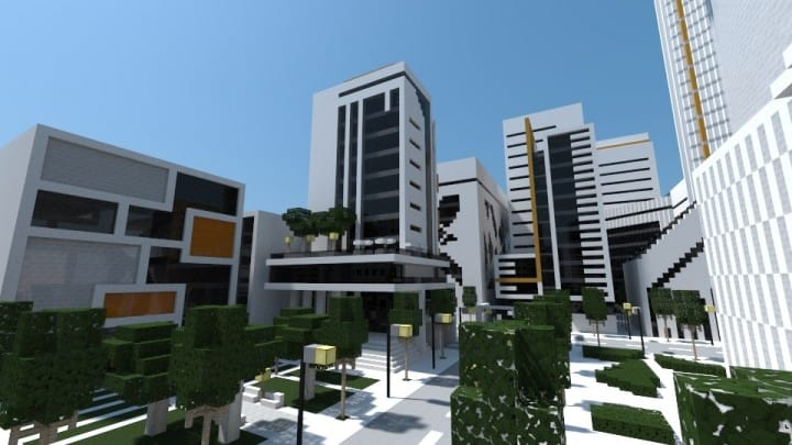 Alternative Offices Minecraft building ideas download city island windows 2