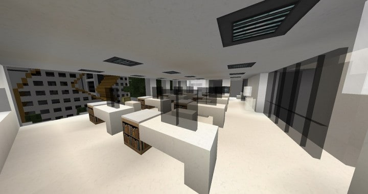 Alternative Offices Minecraft building ideas download city island windows 6