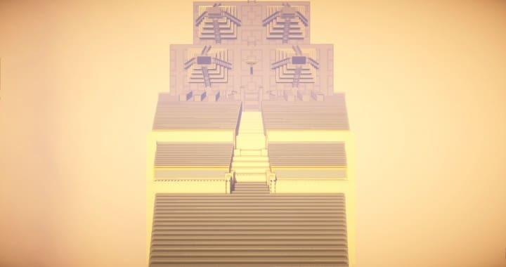 The Great Pyramid of Meereen  Game of Thrones Minecraft Building Ideas download HBO TV Show amazing egypt 5