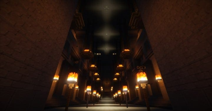 The Great Pyramid of Meereen  Game of Thrones Minecraft Building Ideas download HBO TV Show amazing egypt 9