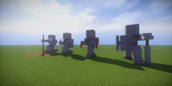 Stuff To Build For Your Town Minecraft