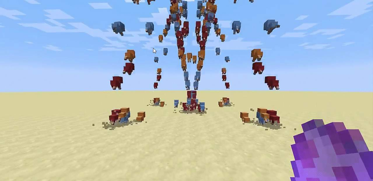 Photo of 8 Minecraft Pranks In One Command