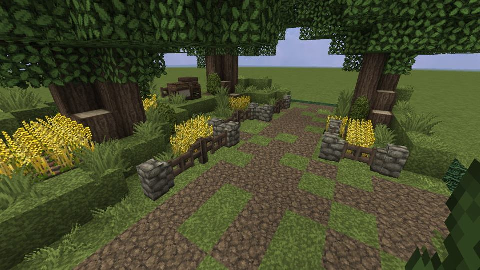 Extra decorations - 3 (BONE MEAL!)