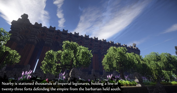 Greek Themed Temple of Xanthos Timelapse Download  Minecraft building ideas amazing conquest lore 7