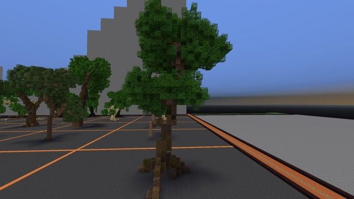 Tree bundle Download 56 trees total mincraft building ideas decor nature woods 11