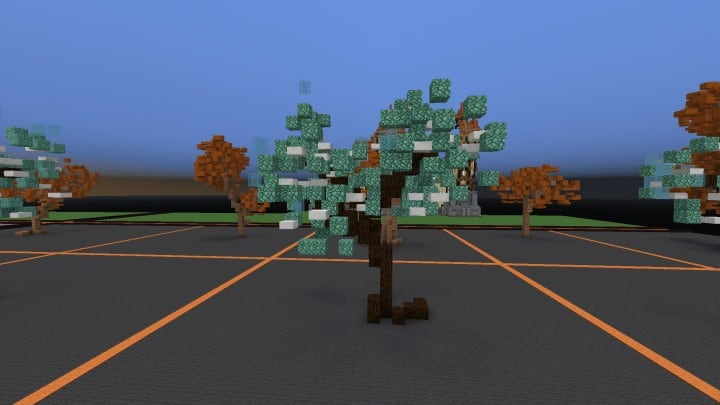 Tree bundle Download 56 trees total mincraft building ideas decor nature woods 6