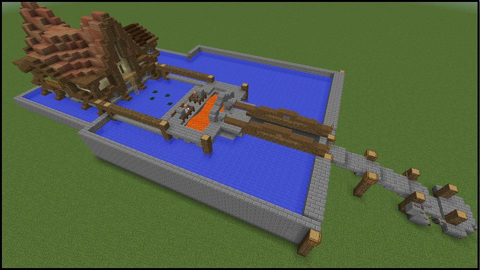 How To Mob Proof Your House Minecraft Building Inc
