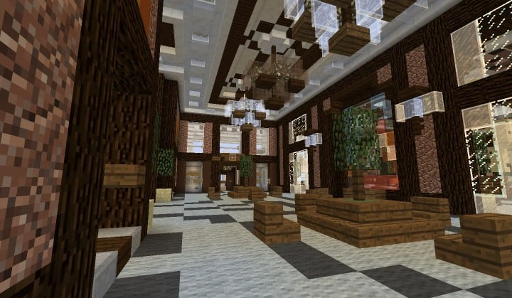 French ocean liner-SS Marseille (II) Minecraft building ideas sea download ship yard 17