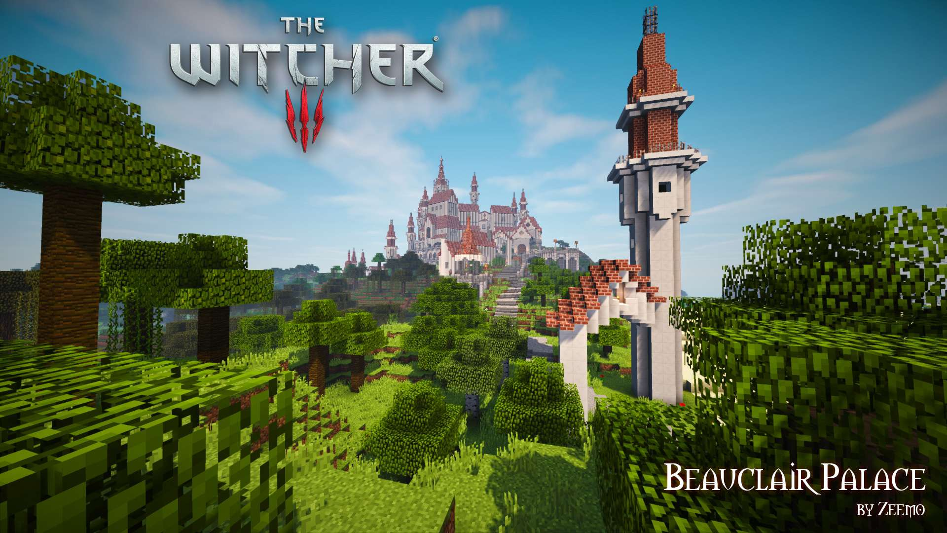 The Witcher – Minecraft Building Inc