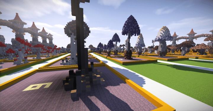 130 REALISTIC MUSHROOMS Schematics Minecraft amazing download ton lots screenshots 3
