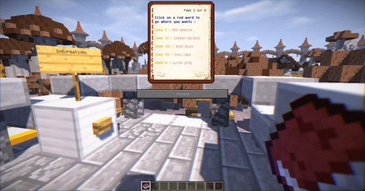 130 REALISTIC MUSHROOMS Schematics Minecraft amazing download ton lots screenshots 5