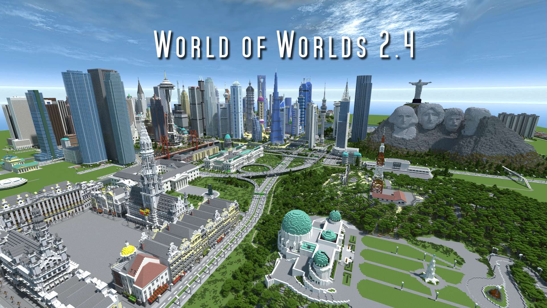 Photo of World of Worlds 2.4