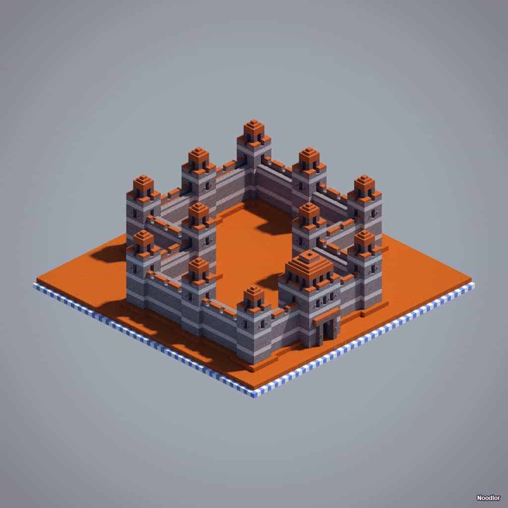 stronghold-walls-stone-diorite-acacia-minecraft