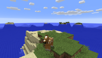 Photo of Minecraft Snapshot 17w45a