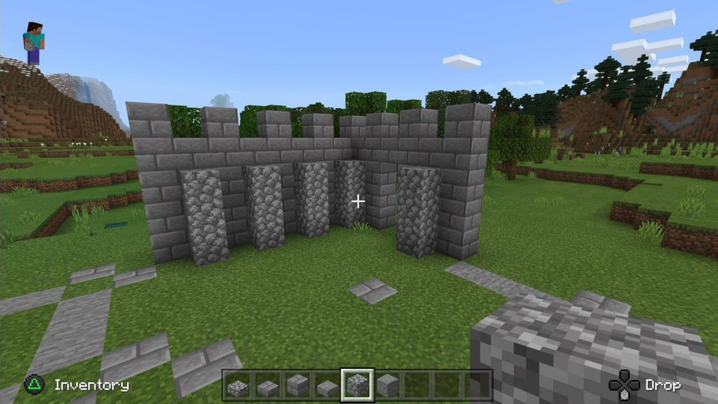 How To Build A Castle Tutorial Step 2