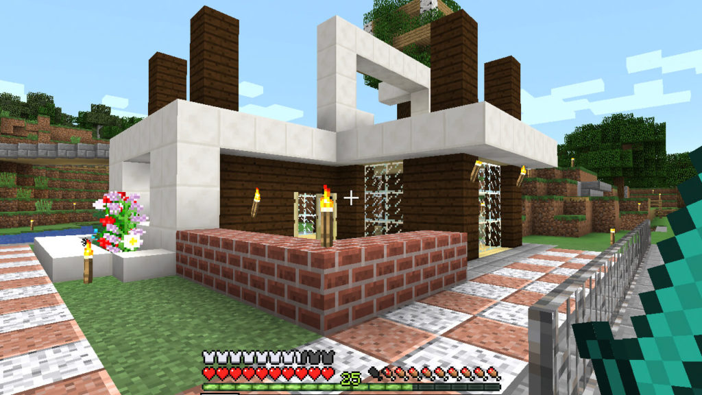Building Tips House