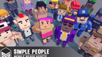 Photo of Simple People – Cartoon Characters