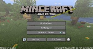 minecraft with friends