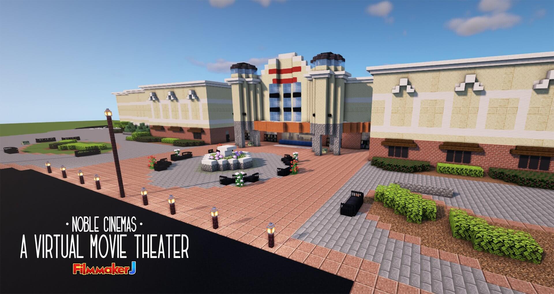 Movie Cinema Minecraft