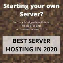 best minecraft server hosting in 2020