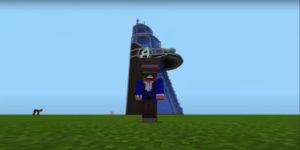 Stark Tower Minecraft