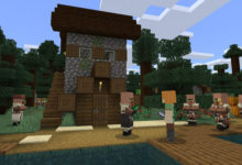 13 13 Modern House Tutorial Minecraft Building Inc
