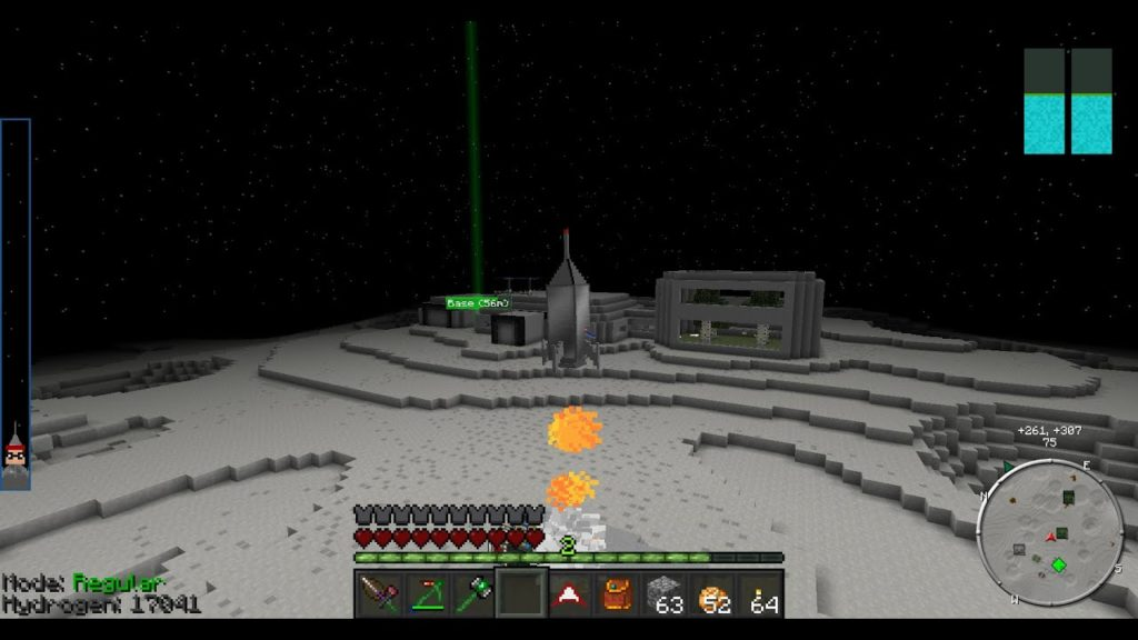 Minecraft on PC Mods