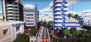 Minecraft City of the Future