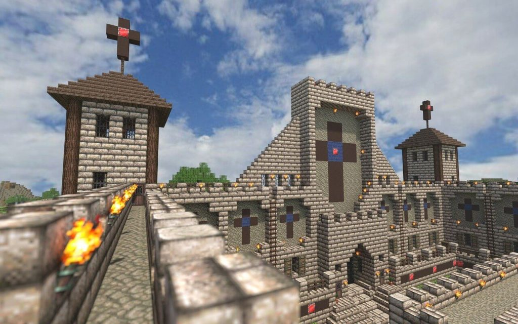 Minecraft on PC VS Minecraft on Console