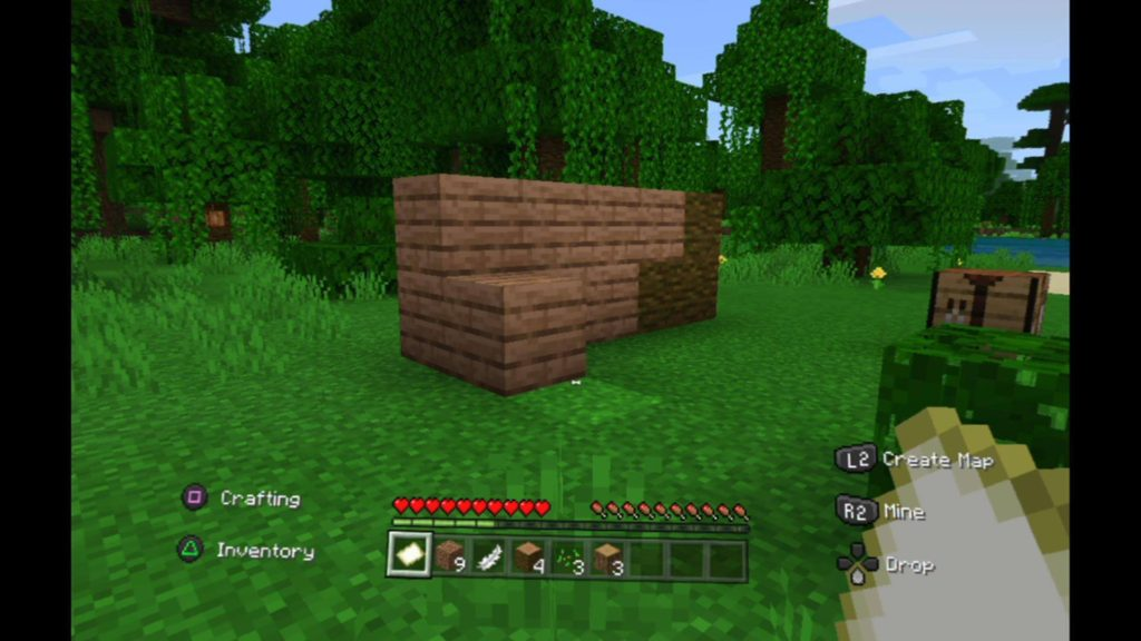 Minecraft VR Impressions Controls