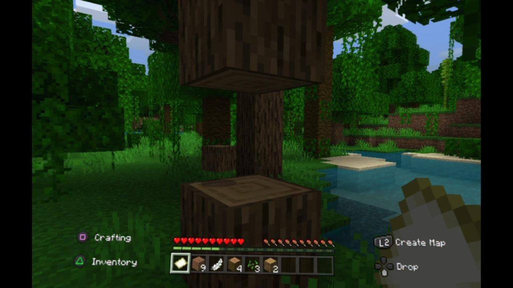 Minecraft VR Update